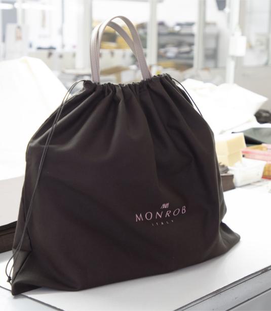 Dust bag Monrob per spedizione online